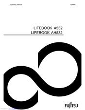 Fujitsu LIFEBOOK AH532 Manuals