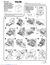 Kyocera FS-4200DN Manuals