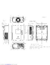 Sanyo PLC-XT25 Manuals