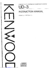 Kenwood LS-311 Manuals