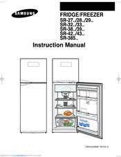 Samsung SR-38NMB Manuals