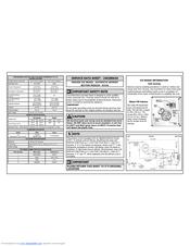 Frigidaire FPHG2399MF Manuals