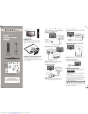 Dynex DX-32L152A11 Manuals