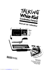 Vtech Talking Whiz Kid Power Mouse Manuals