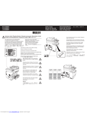 Kyocera ECOSYS FS-3640MFP Manuals