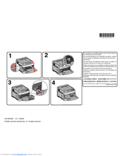 Lexmark T652 Manuals