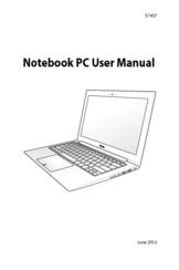 Asus ZENBOOK UX32A Manuals
