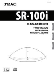 Teac SR-100i Manuals