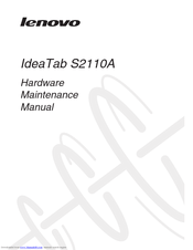 Lenovo ideapad 510-15ISK Manuals