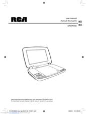 Rca DRC99392 Manuals