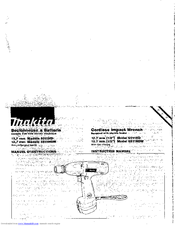 Makita 6911HD Manuals