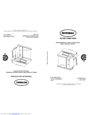 Butterball 20010109 Manuals