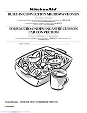 Kitchenaid KEMS379BSS Manuals