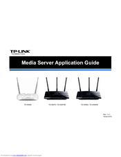 Tp Link td-w8970 Manuals