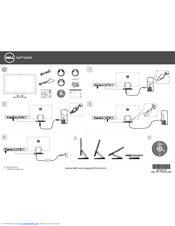 Dell S2340T Touch Manuals