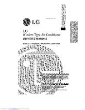 Lg LWHD1009R Manuals