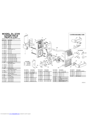 Alarm Lock TRILOGY DL2700 Manuals