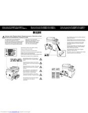Kyocera ECOSYS FS-3140MFP Manuals