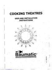 Baumatic BT2750SS Manuals