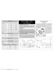 Frigidaire R134a Manuals
