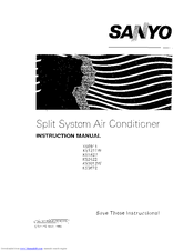 Sanyo KS1211W Manuals