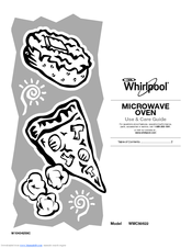 Whirlpool WMC50522AS Manuals