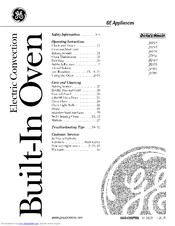 Ge JT950 Manuals