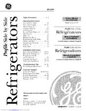 Ge 25 Manuals