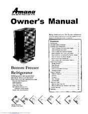 Amana ARB2217CW-PARB2217CW0 Manuals