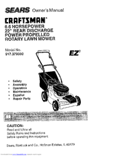 Craftsman 917.379300 Manuals