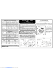 Frigidaire FGUS2642LF Manuals