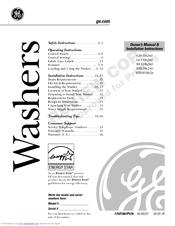 Ge GBVH6260 Manuals
