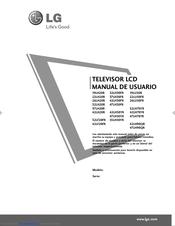 Lg 42LF20FR Manuals
