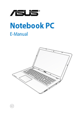 Asus Notebook PC Manuals
