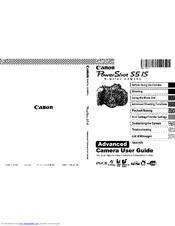 Canon POWERSHOT S5IS Manuals