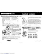 Kyocera TASKalfa 4550ci Manuals