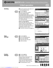 Kyocera TASKalfa 5550ci Manuals