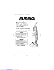 Eureka Maxima 4711BZ Manuals
