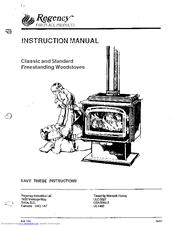 Regency RA7 Manuals