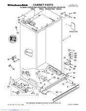 Kitchenaid KSSC42FJS00 Manuals