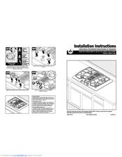 Jenn-air JGD8430ADB Manuals