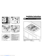 Jenn-air JGD8430ADS Manuals