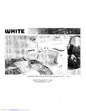 White 1740 Manuals