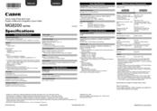 Canon PIXMA MG8220 Series Manuals