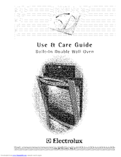 Electrolux E30EW85ESS2 Manuals