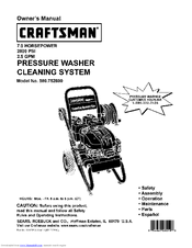 Craftsman 580.752800 Manuals