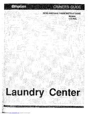 Frigidaire LCE462L Manuals