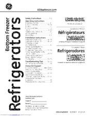 Ge GFSS2HCYASS and Manuals