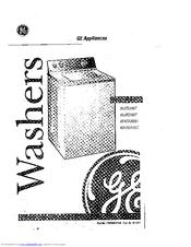 Ge WWSR3090T Manuals