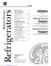 Ge PFSS6PKWASS and Manuals